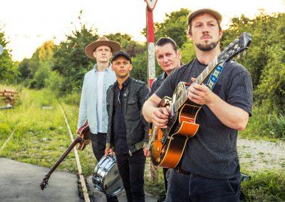 Denmark – Trainman Blues