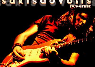 Greece – Sakis Dovolis Power Trio