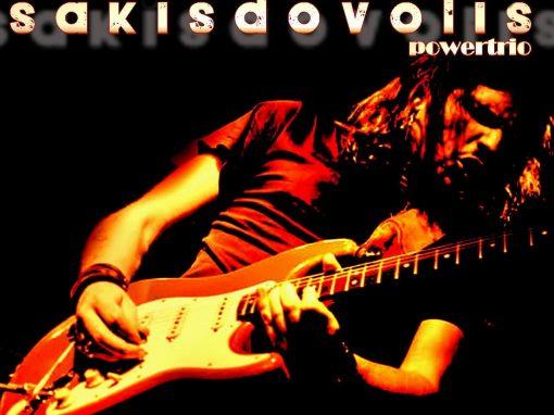 Greece – Sakis Dovolis Power Trio