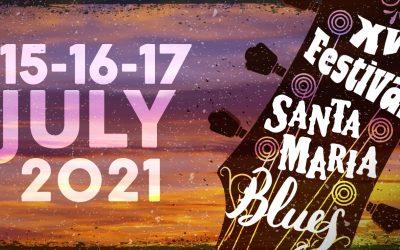 XVII edition of the Santa Maria Blues Festival